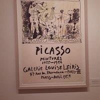 Плакат Пикассо