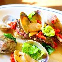本日の鮮魚料理