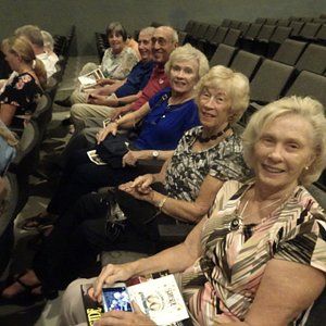 Our Row F - Seven Theatergoers