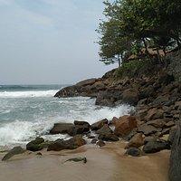 Hermosa playa!