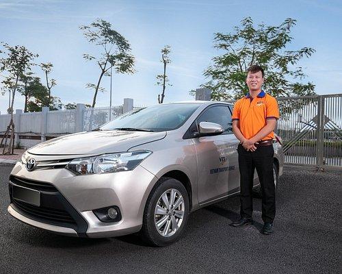 Toyota Vios 4 Seat