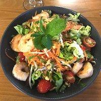 Prawn Vietnamese Salad