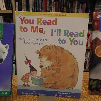 ME – SANFORD – BOOKS REVISITED - CHILD'S BOOK #1