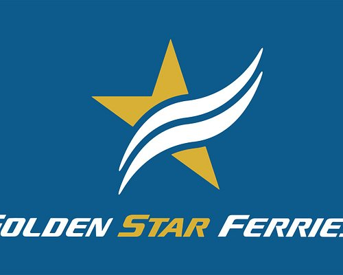GOLDEN STAR FERRIES - LOGOTYPE