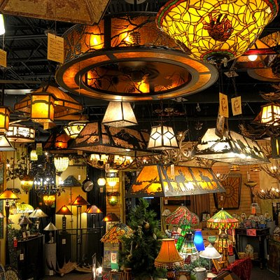Rustic and Custom lighting products offered