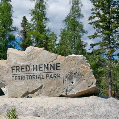 Fred Henne Territorial Park, Yellowknife NT