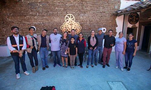 El Muza es un espacio cultural para descrubrir más sobre Zacatlán, disfrute de nuestras instalaciones y suba su mejor foto.