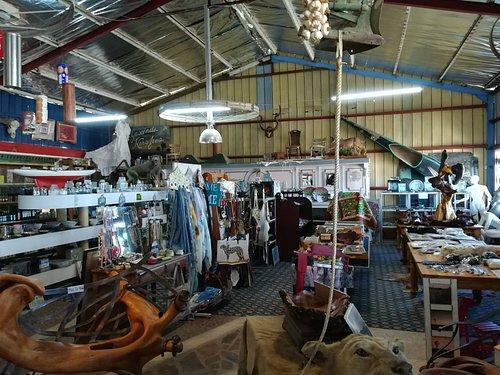 Farmstall Interior
