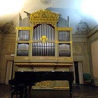 Organo nella sala Mozart