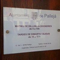 Ajuntament de Pallejà
