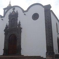 Iglesia de San Pedro, Calle San Pedro Arriba, 2,  Güímar, Tenerife (Agosto 2019)