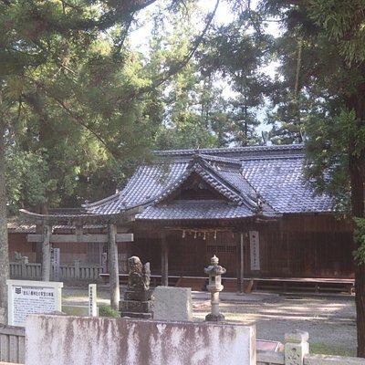 金丸八幡神社