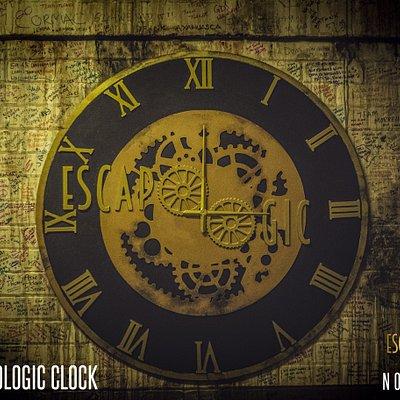The Escapologic Clock