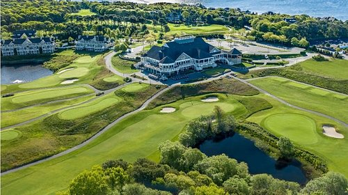 Our clubhouse is surrounded by 2 beautiful, award-wining golf courses.