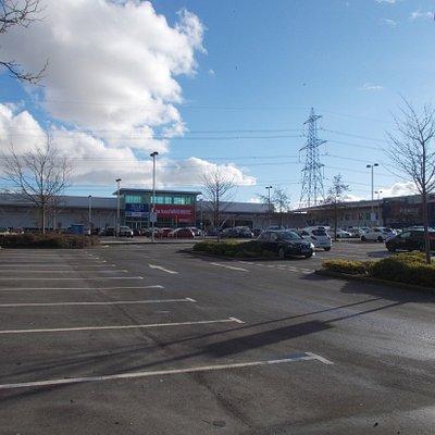 28 East Retail Park, Newport