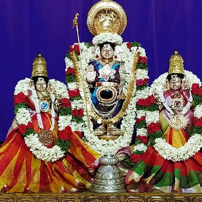Sri Kalyana Venkataramar