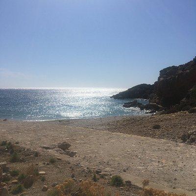 Παραλία Κοίμηση Kimisi Beach