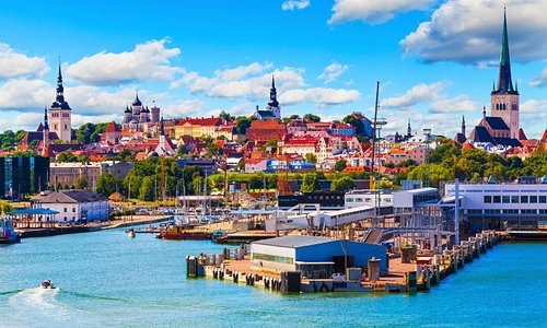 """""""With newfound confidence, singular Estonia has crept from under the Soviet blanket and leapt into the arms of Europe. The love affair is mutual. Europe has fallen head over heels for the charms of Tallinn and its Unesco-protected Old Town."""""""