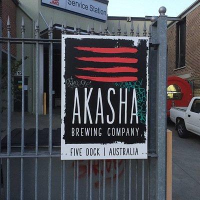 Akasha Brewing Company - Five Dock NSW