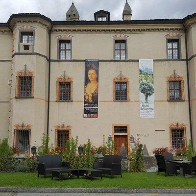 Der Palazzo de Bassus-Mengotti