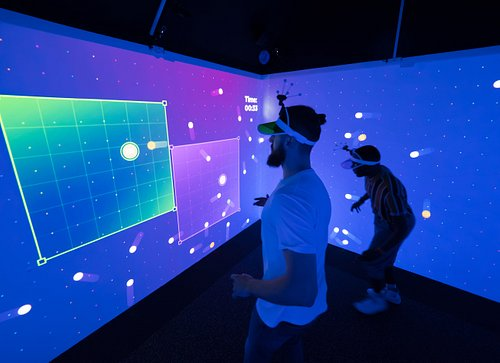 Step into the game in our immersive LightBoxes.