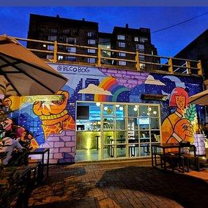El mejor lugar para pasar una buena noche en Bogotá