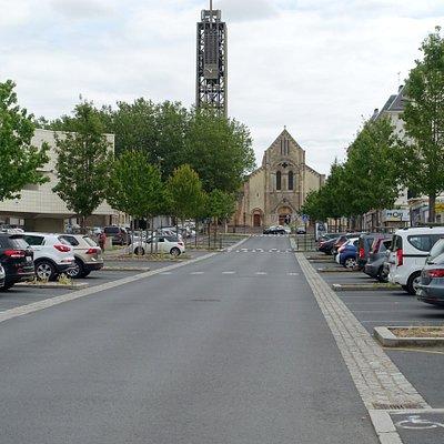 Église Sainte-Croix, Saint-Lo