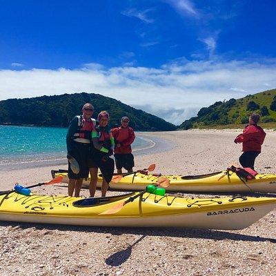 Boutique personal sea kayaking tours