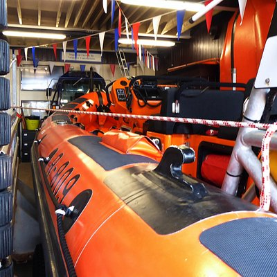 Teignmouth inshore lifeboat