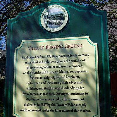 The history behind the Burial Ground