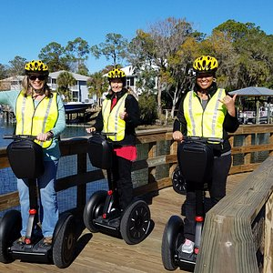 Another Day on The Segways