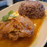 EDU Chicken and rice