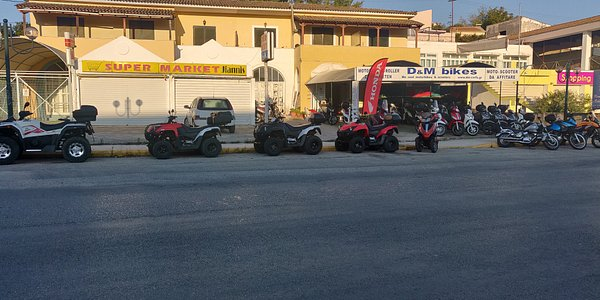 D&M Corfi Moto Rental Service