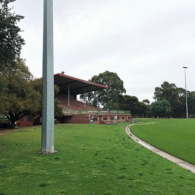 Goodwood Oval Playground