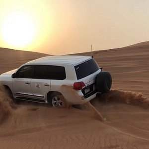 Sundowner Safari Dubai