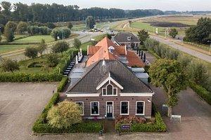 Hoeve Kromwijk vooraanzicht