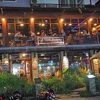 Fresh Elements restaurant Pokhara, Nepal