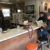 Rausch's Cafe:  Guttenberg, IA