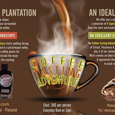 New Coffee tour in Boquete.