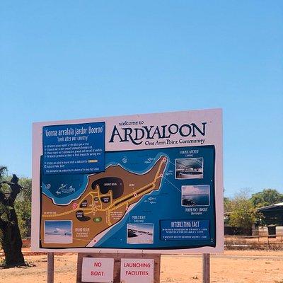 Bardi Ardyaloon Hatchery, One Arm Point, Cape Leveque Western Australia.