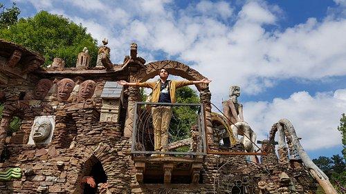 La Construction insolite, 2018 Saint Sever du Moustier