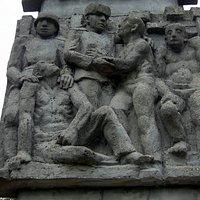 Denkmal, für die Opfer des Faschismus....