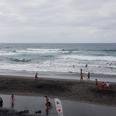 Playa de Almáciga, Almáciga, Tenerife (Agosto 2019)
