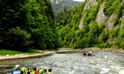 Dunajec River Gorce Rafting