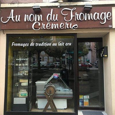 Au Nom du Fromage