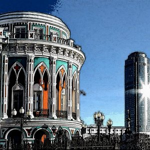 Sightseeing tours in Yekaterinburg and surroundings