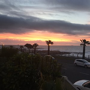 Sunset on October 7,2019