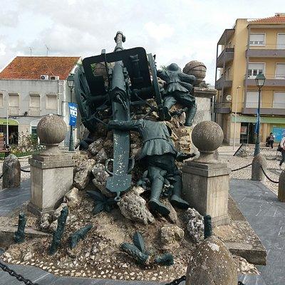 Monumento aos Combatentes Mortos na Grande Guerra