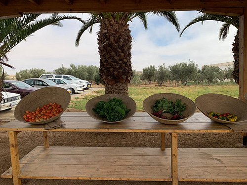 We offer our own farmfresh produce!