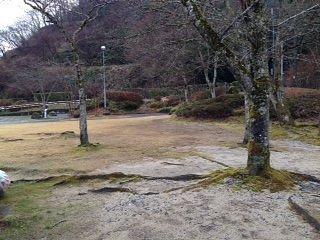 公園の様な癒しの空間です。